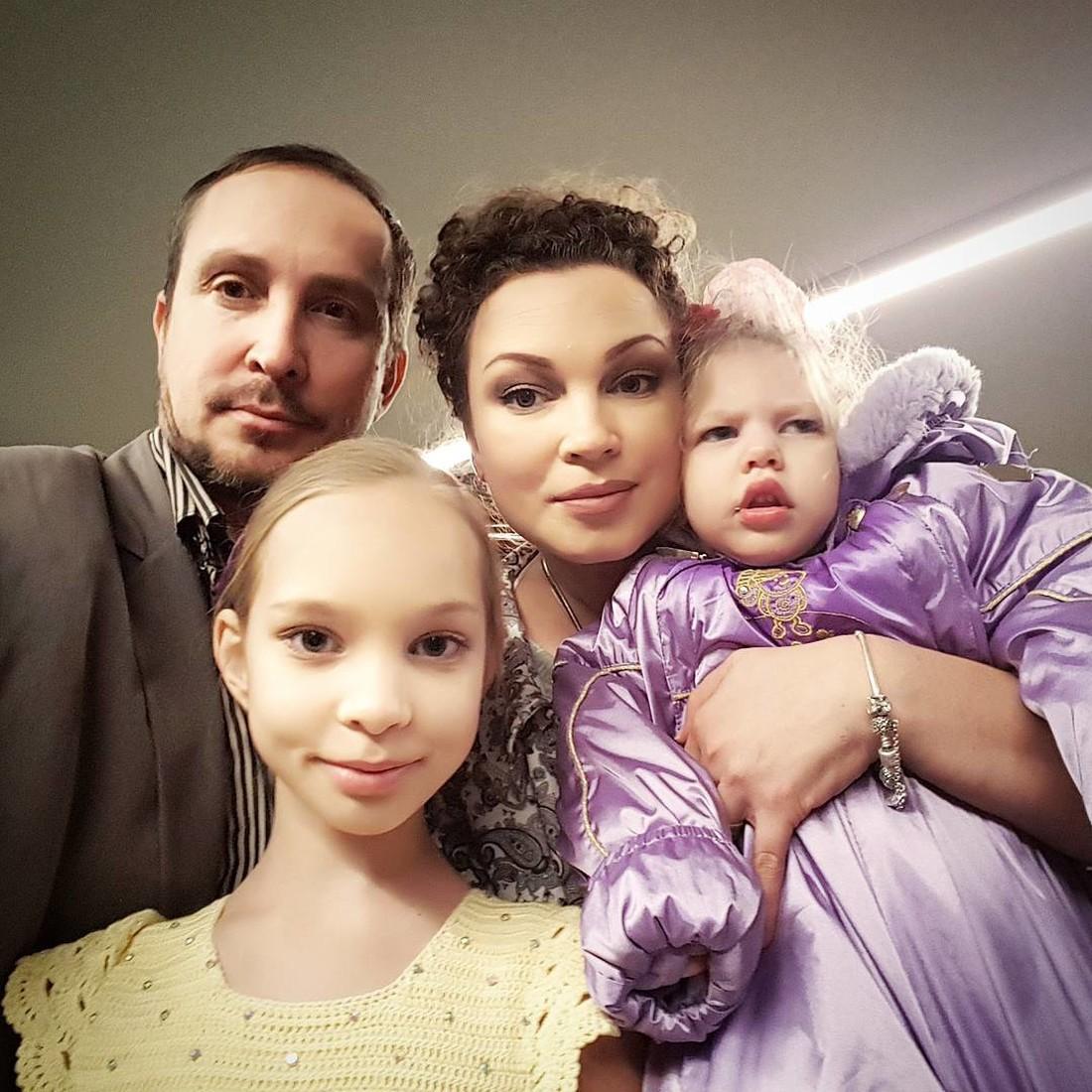 данко и его семья новое фото важно научиться